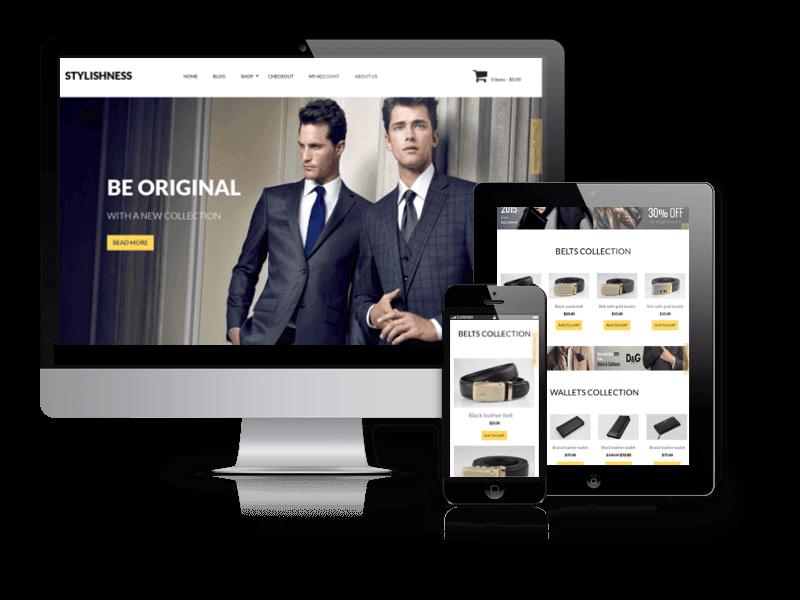 E-commerce Setup